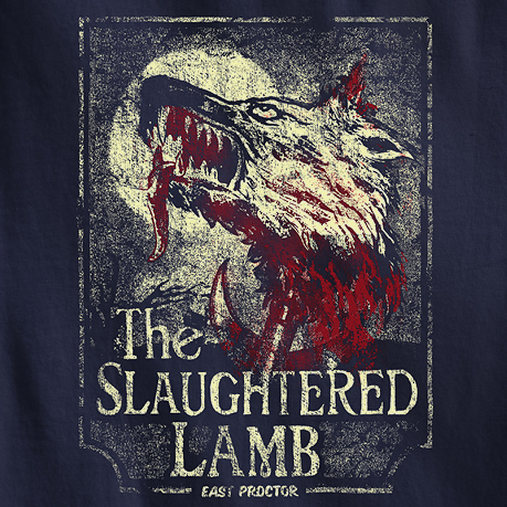 The Slaughtered Lamb, East Proctor
