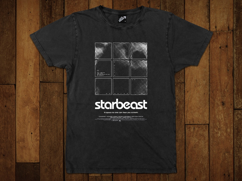 Starbeast Vintage Style T-shirt