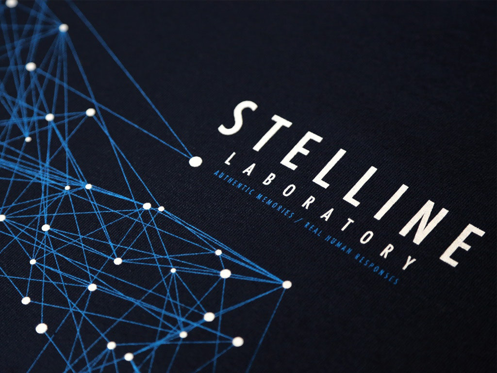 STELLINE LABORATORY TSHIRT INSPIRED BY BLADE RUNNER 2049