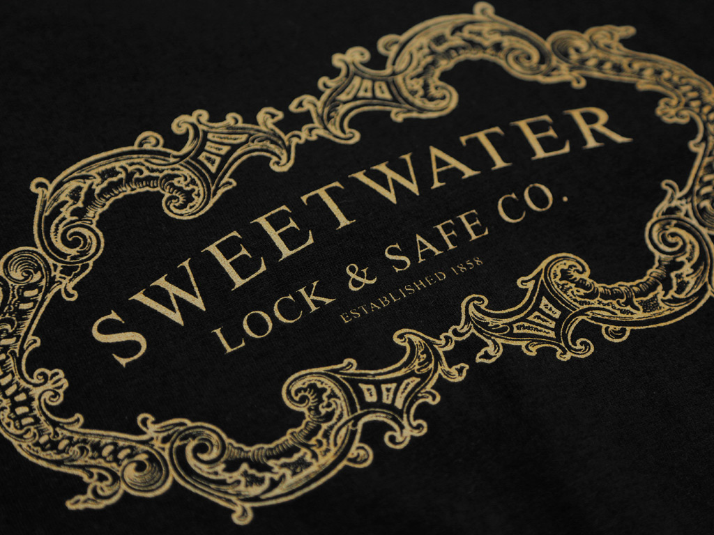 SWEETWATER LOCK & SAFE CO. - INSPIRED BY WESTWORLD (TV SERIES)
