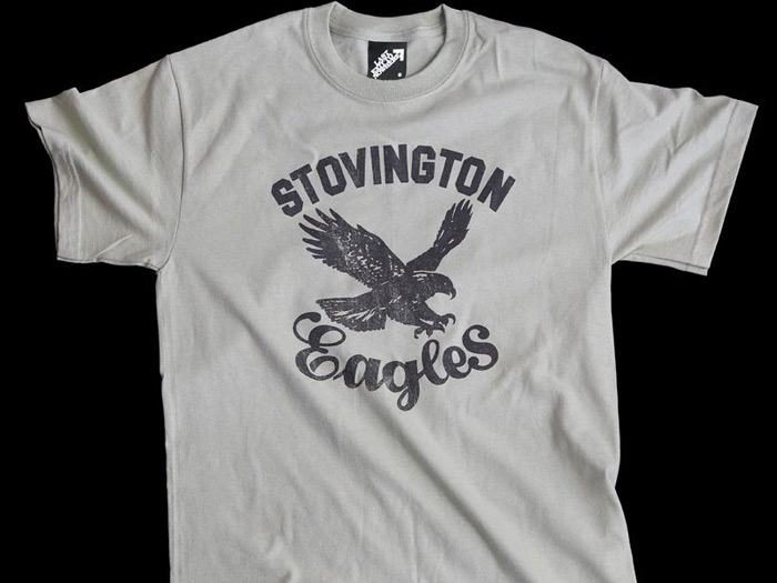 Stovington Eagles T-shirt inspired by The Shining