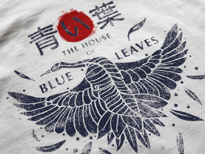 THE HOUSE OF BLUE LEAVES - KILL BILL: VOL.1 INSPIRED T-SHIRT