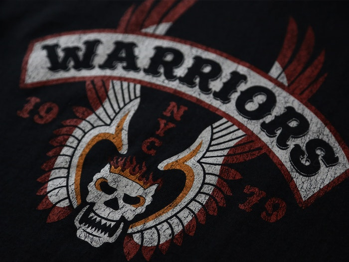 THE WARRIORS INSPIRED T-SHIRT - CAN YOU DIG IT?