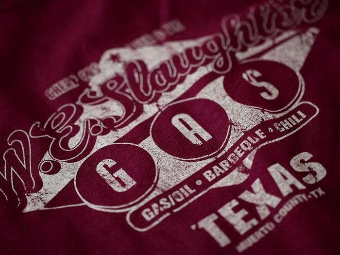 The Texas Chain Saw Massacre inspired T-shirt