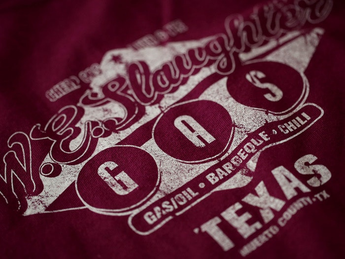The Texas Chain Saw Massacre inspired T-shirt