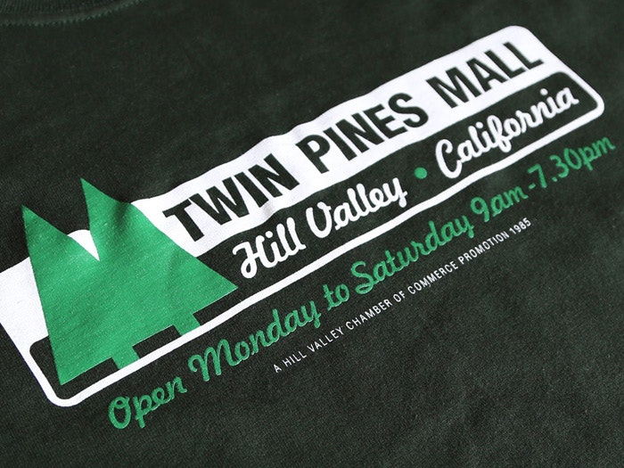 Twin Pines Mall T-shirt