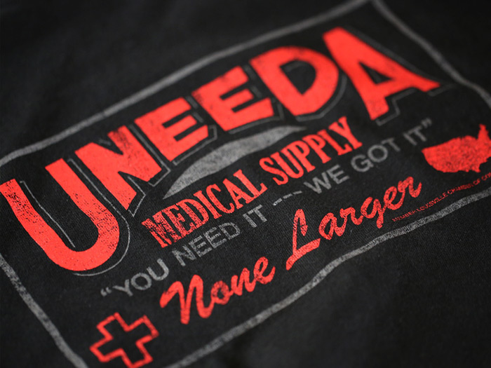 The Return of The Living Dead inspired T-shirt