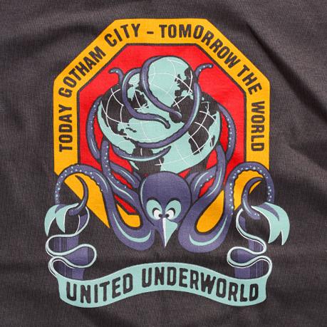 United Underworld T-shirt