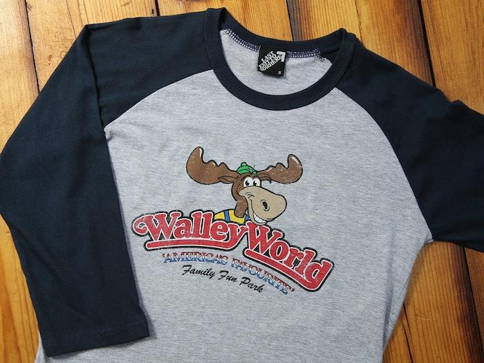 WALLEY WORLD - NATIONAL LAMPOON INSPIRED BASEBALL SHIRT AND T-SHIRTS
