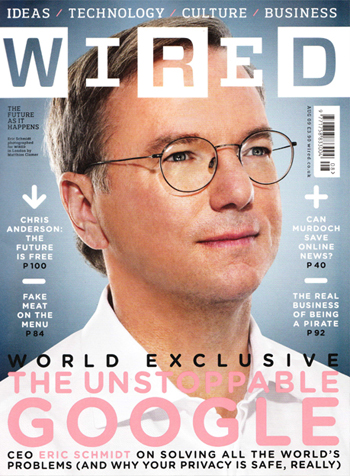 Wired Magazine 2009