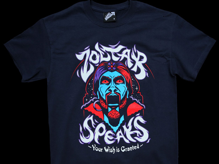 Zoltar Speaks - An homage to the 1988 film Big