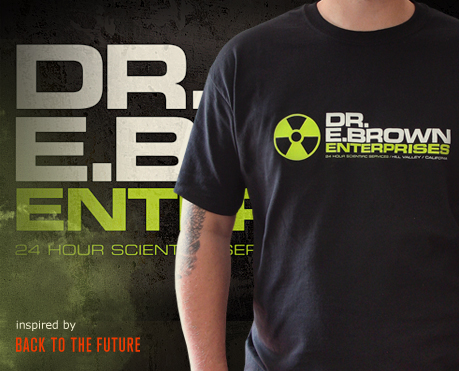 Dr E Brown Enterprises T-shirt