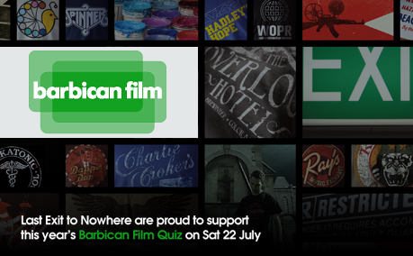 Barbican Film Quiz