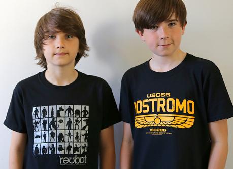 Last Exit Kid's T-shirts