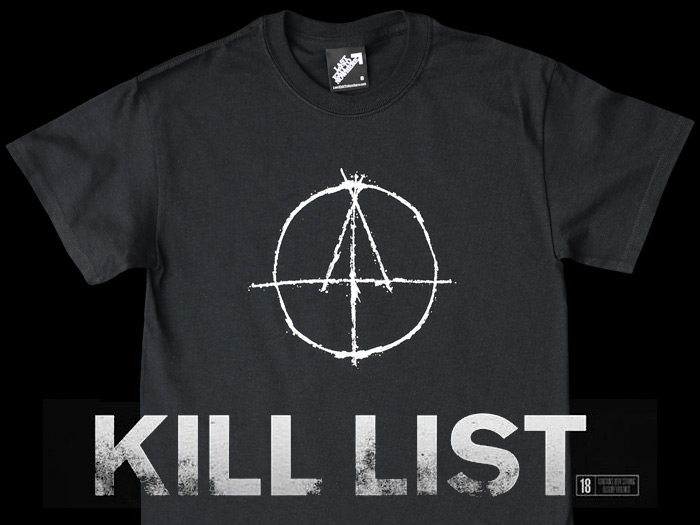 OFFICIAL KILL LIST T-SHIRT