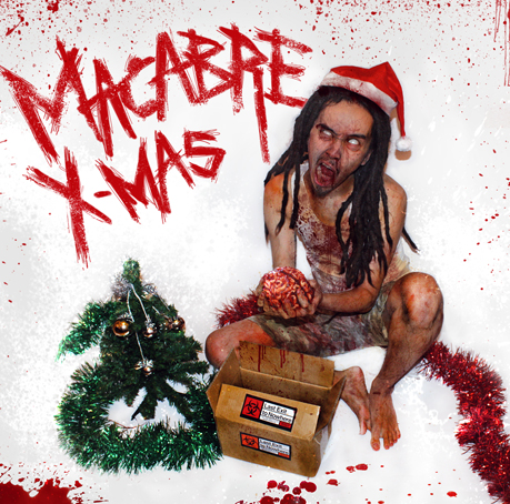 Macabre Xmas Competition Winner