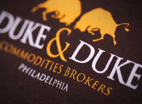 Duke and Duke T-shirt