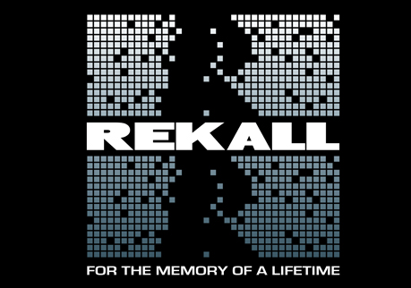 Rekall T-shirt design