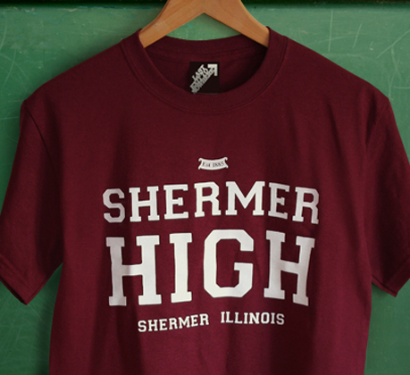 Shermer High T-shirt