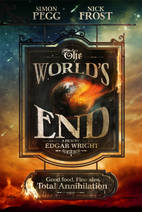 The World's End T-shirts