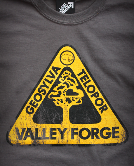Valley Forge T-shirt