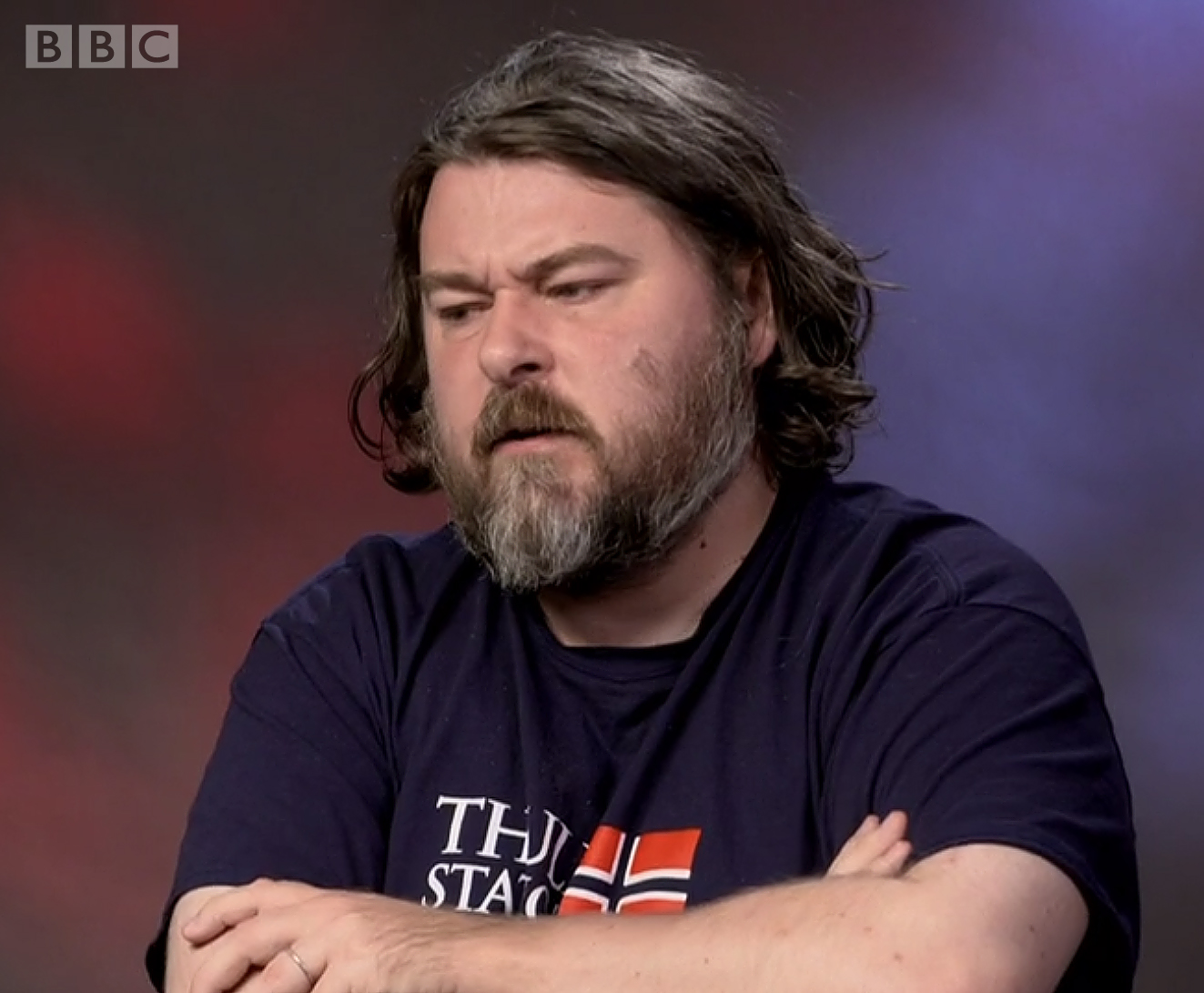 Ben Wheatley in Last Exit To Nowhere